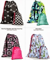 $6 for TWO Timeless Memory Pouches - Great for Wrapping!