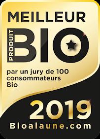 Jury du meilleur produit BIO de 2015 à 2019