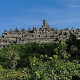 The Magnificent Borobudur Temple Wonderful Indonesia