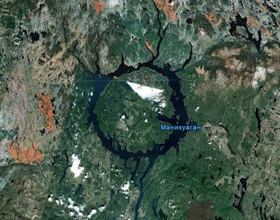 Most Strangely Shaped Lakes Seen On www.coolpicturegallery.us