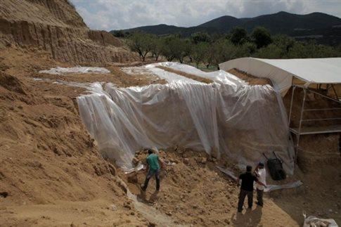 Ολοκληρώθηκαν οι εργασίες προστασίας και αποκατάστασης στην Αμφίπολη