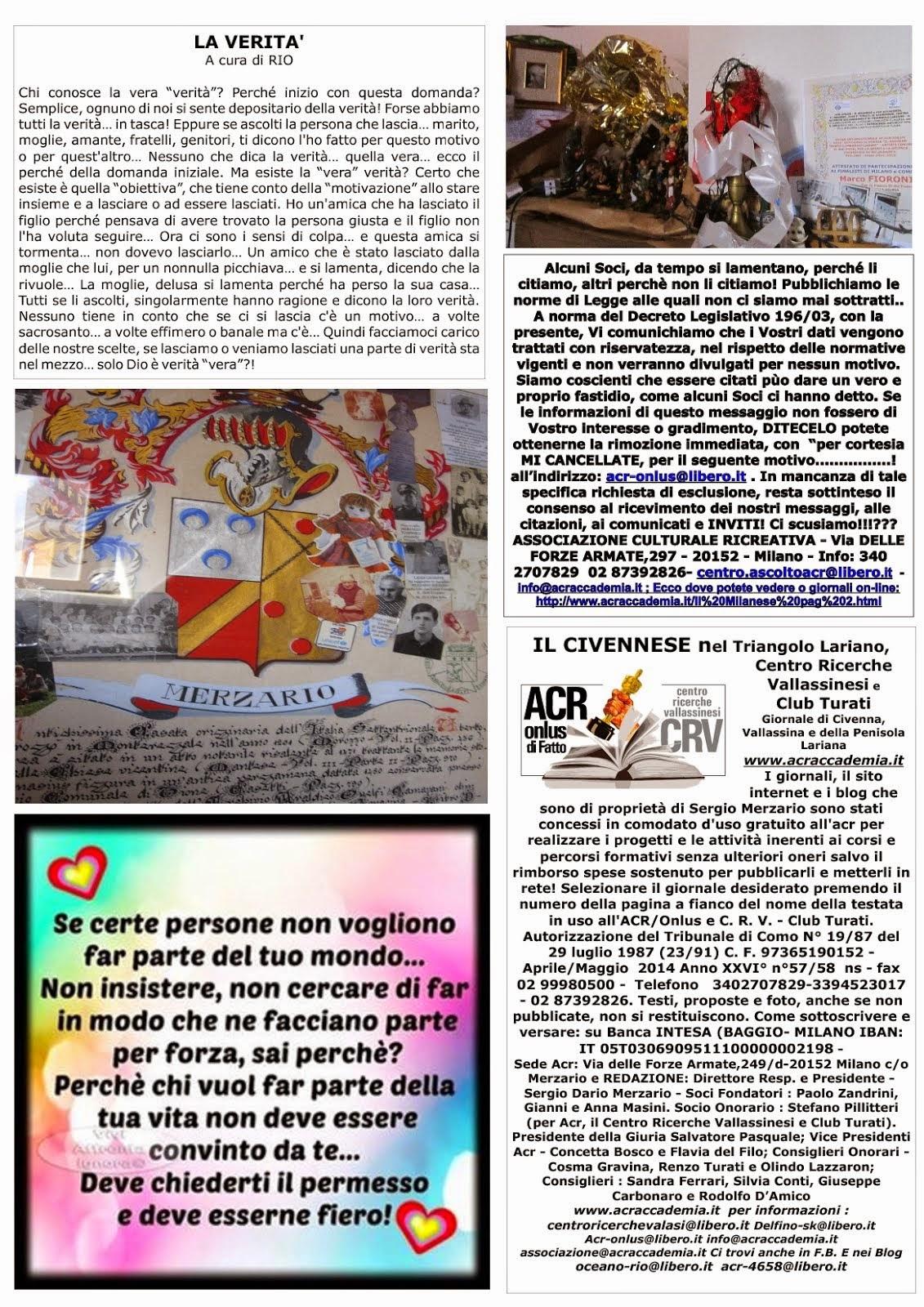 IL BELLAGINO-CIVENNESE 2014