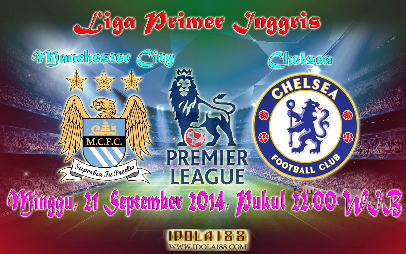 Prediksi Pertandingan Manchester City vs Chelsea... - Agen ...