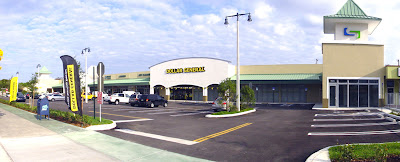 New Dollar General store in Miami, Florida