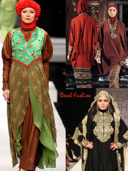 Baju Muslim Terbaru Trend 2013