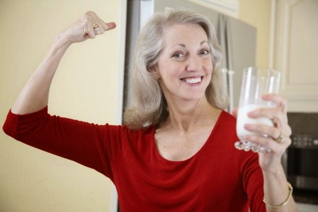 Kesehatan wanita usia 40