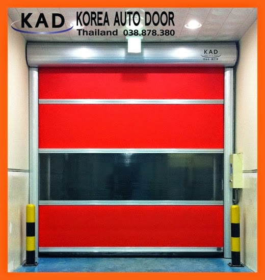 picture of high speed door thailand