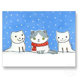 http://www.zazzle.nl/de_katten_van_de_sneeuw_wens_kaart-239380814251201304