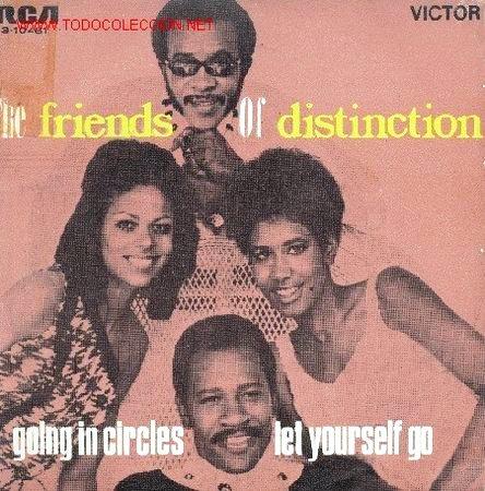 Friends Of Distinction Highly Distinct