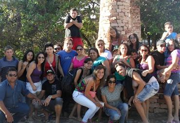 Colaboradores do Hotel Sabino Palace, familiares e amigos...