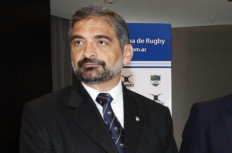 Carlos Barbieri, Presidente de Sudamérica Rugby