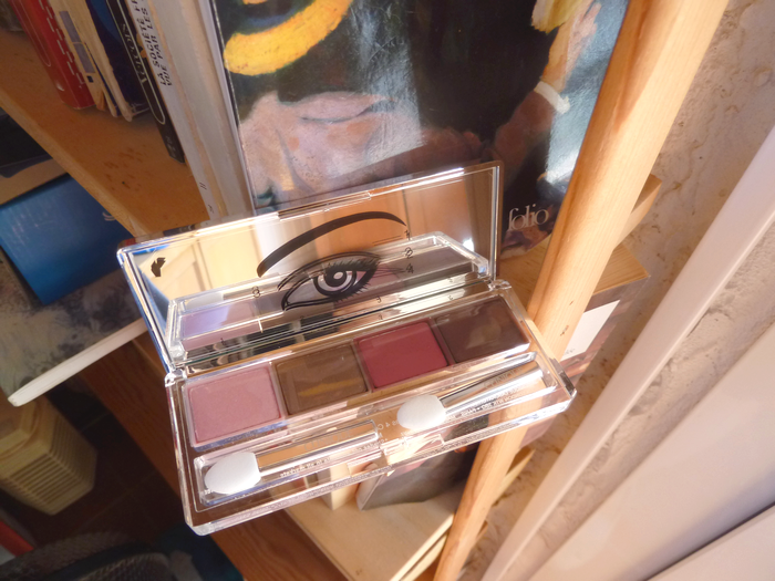 De l 39 art d 39 tre une quiche en beaut avril 2014 for Le miroir de la disette