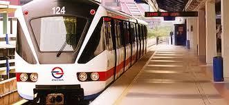 Tambang LRT Dan Monorel Naik
