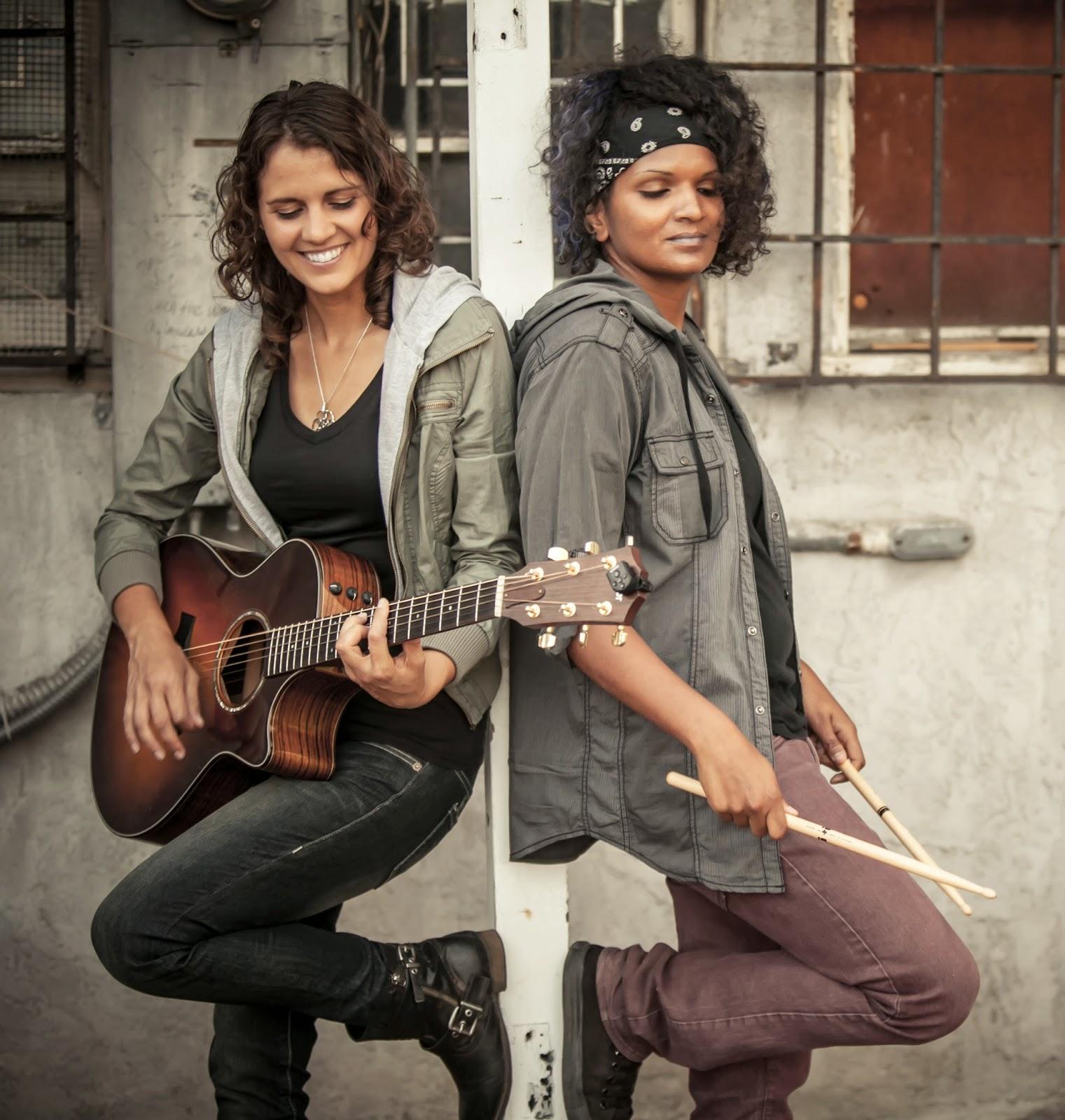 Sherri Anne & Lisa Viegas