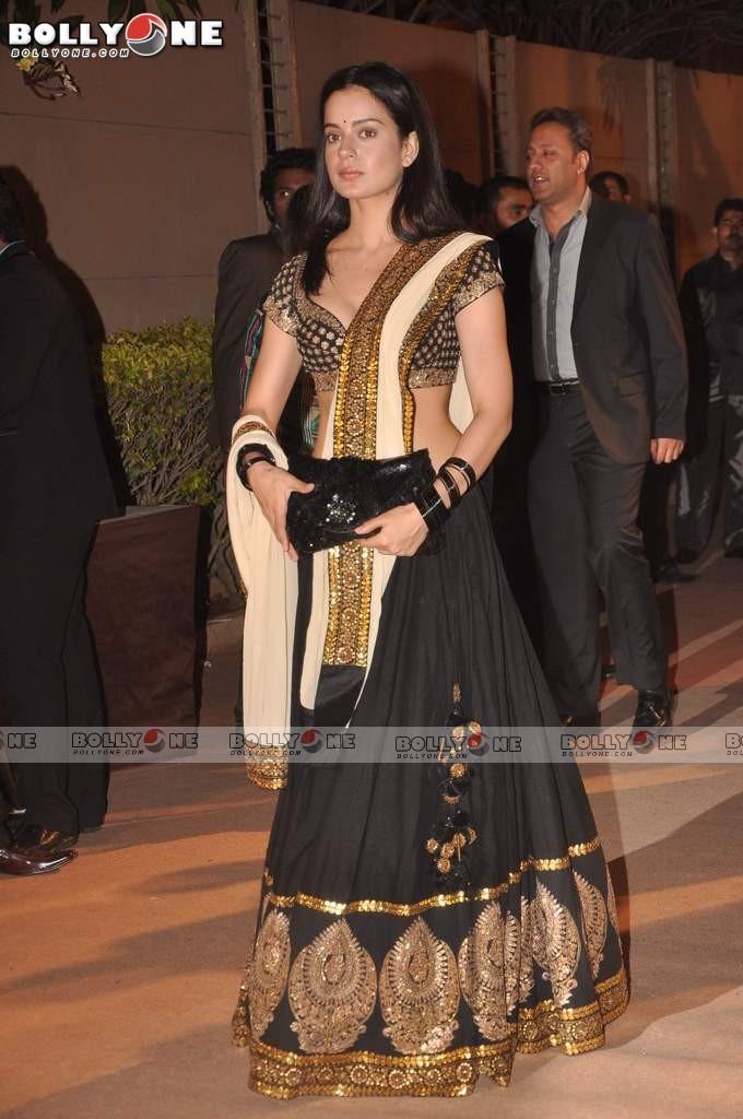 , Kangna Ranaut At Honey Bhagnani Wedding Reception - Dress Pics