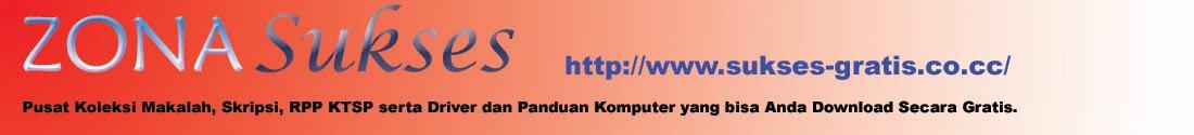 Koleksi Makalah Skripsi RPP dan Driver