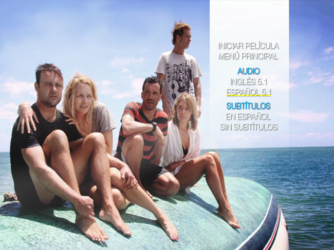 Pesadilla en Mar Abierto [The Reef] DVDR Menu Full [Español Latino] ISO NTSC