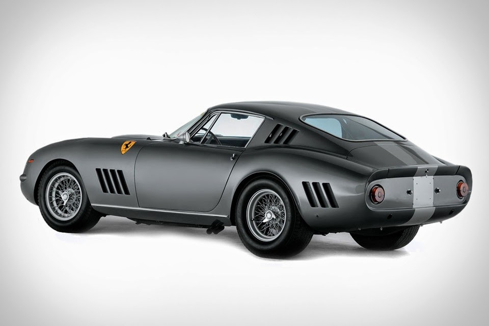 1964 Ferrari 275 GTB/C Speciale 1964 Ferrari 275 GTB/C Speciale by Scaglietti this vintage Ferrari To be auctioned on 16 August 2014 by RM Auctions. 1964 Ferrari 275 GTB/C Speciale is powered by V-12 Engine producing 320BHP. This lightweight 1964 Ferrari 275 GTB/C Speciale engine is mated with a 5 speed manual transmission.  only three of  Ferrari 275 GTB/C Speciale were ever built. So this 1964 Ferrari 275 GTB/C Speciale surely a rare beast.