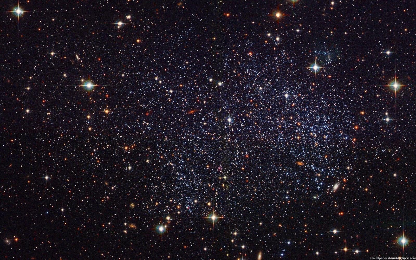 El espacio las estrellas y la v a lactea for Personal en el exterior