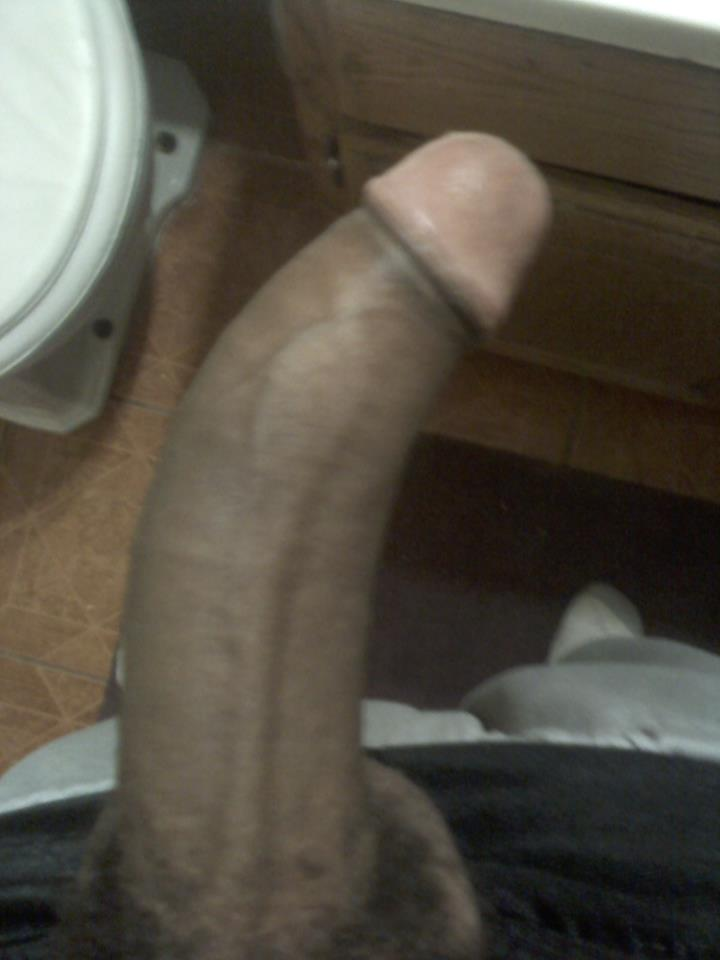 big bent nude dick