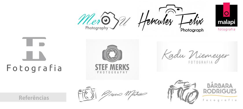 Os logotipos mais utilizados por fotógrafos: câmeras e assinaturas ...