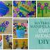 Recursos: Materiales lógico-matemáticos para primavera DIY