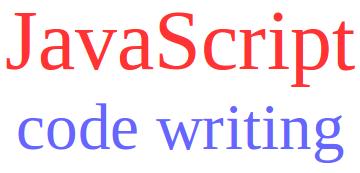 membuat kode program javascript yang baik