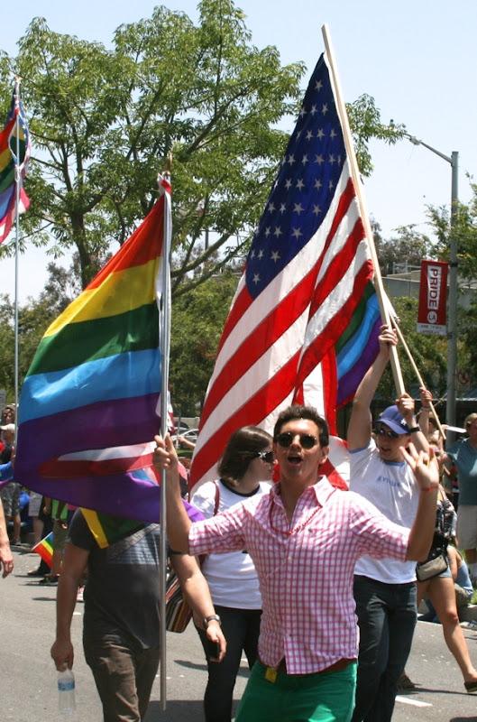 Gay Pride West Hollywood