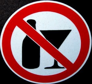 say no to alcohol, www.HealthyFitFocused.com