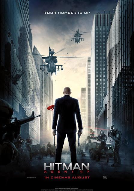 Hitman: Agent 47 (2015) tainies online oipeirates