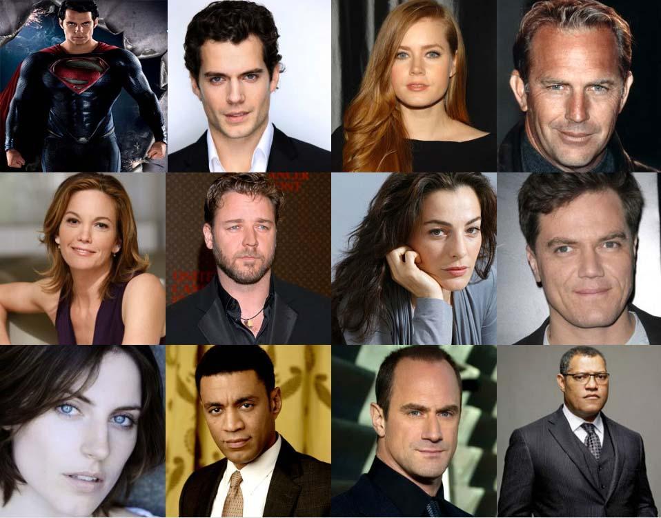 Cast In Steel : Lane kent news the cast of man steel updated