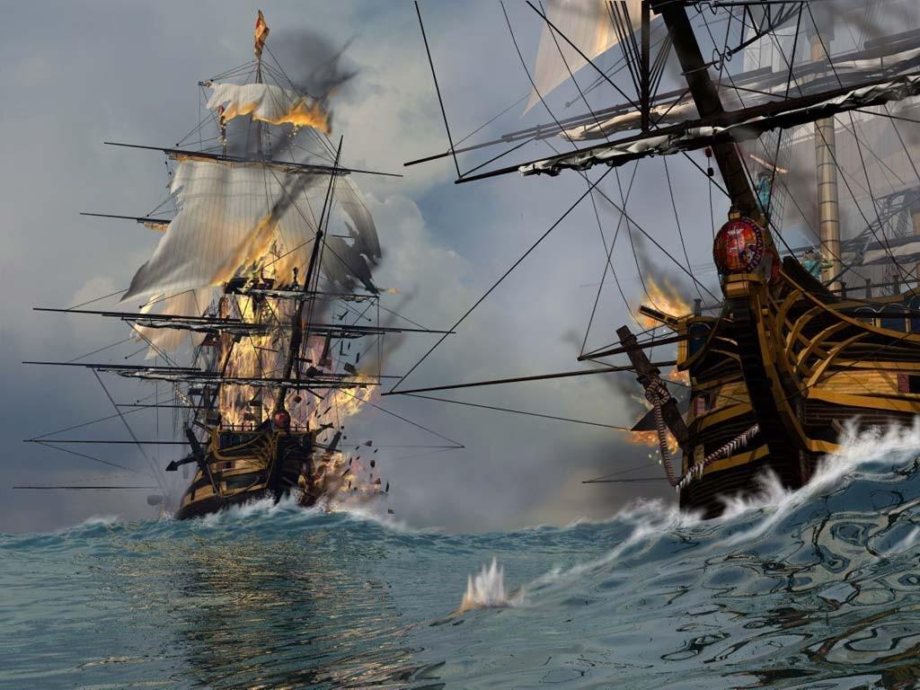 bateau pirate wallpaper - photo #14