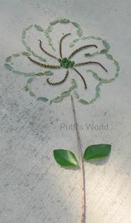 Kids Flower Spring Crafts Leaves