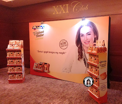 JULIE's Peanut Butter Launching - #AdaywithJuliesBiscuits