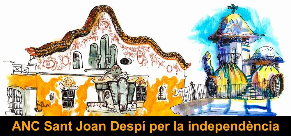 ANC  Sant Joan Despí per la independència