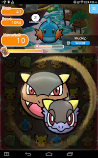 Game Pokemon Shuffle Mobile Mod Apk Versi Terbaru