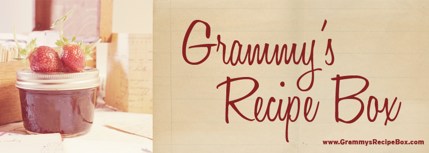 Grammy's Recipe Box