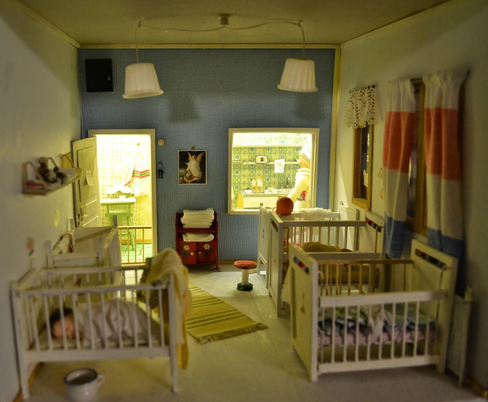 Lastenhuone -roomboxi