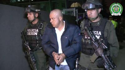 captura de Jacinto Nicolás Fuentes Germán alias Don Leo