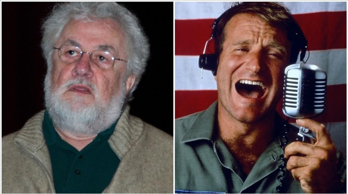 "MUERE LA VOZ DE ""GOOD MORNING VIETNAM"""