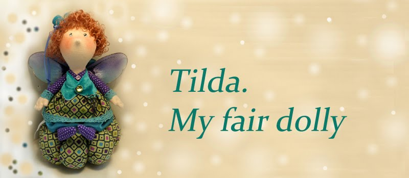 tilda. my fair dolly