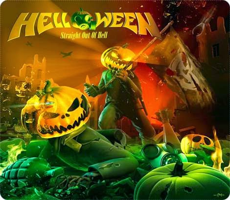 helloween straight out of hell download