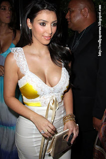 Kim Kardashian Hot Girl