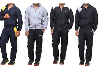 Groupon : Buy Yross Tracksuit for Men at Flat 66% off And Extra 30% off BuyToEarn