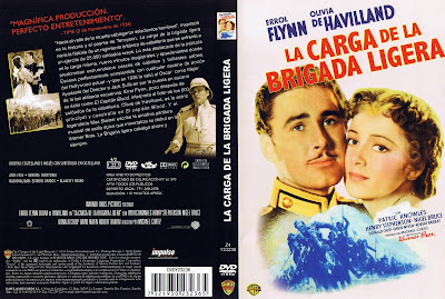 La caraga de la brigada ligera | 1936 | The Charge of the Light Brigade