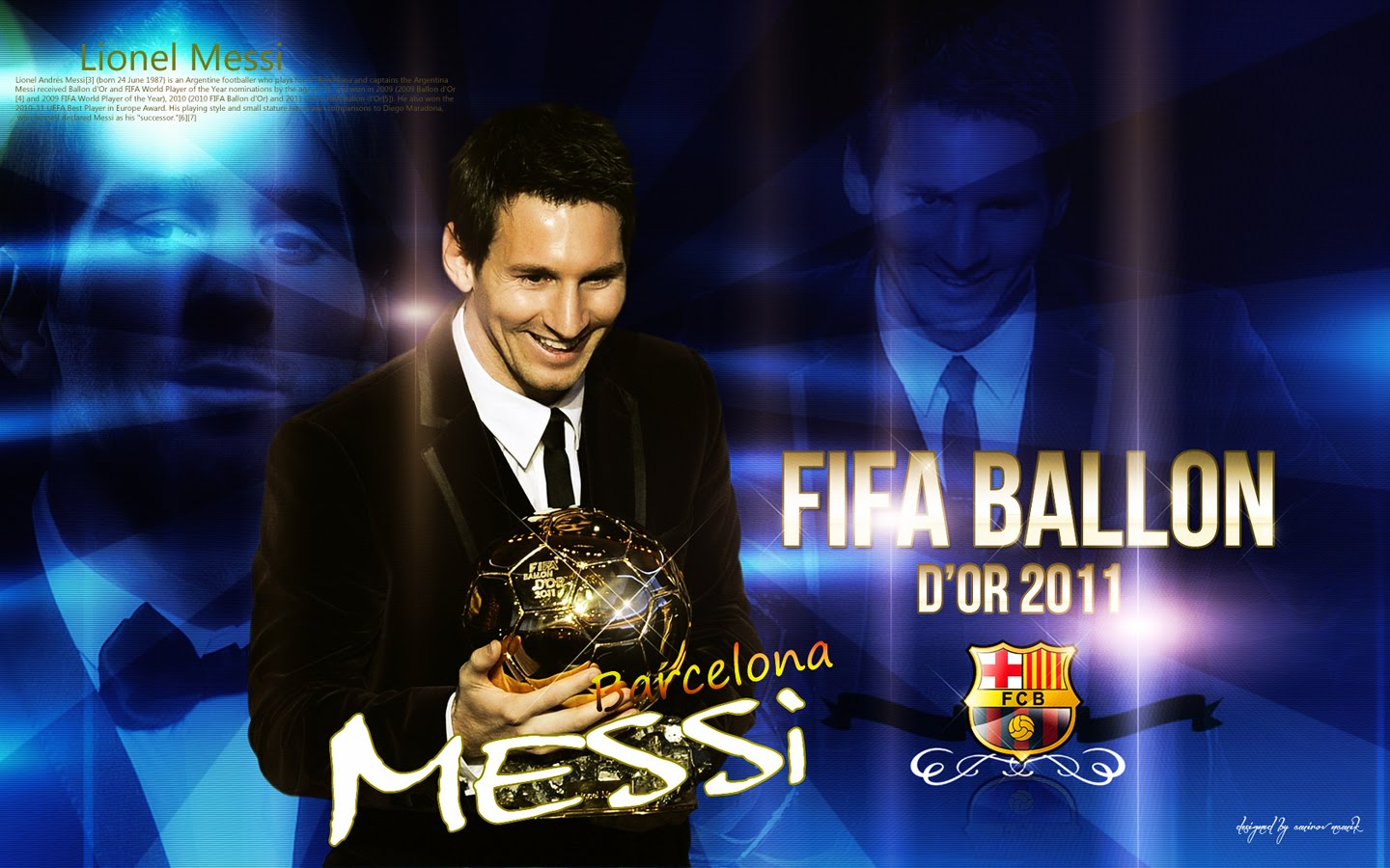 Google themes messi - Lionel Messi Best Player 2012