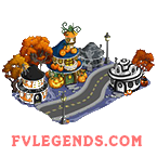 FarmVille Halloween Spooky Lane Escapade All Stages Info!