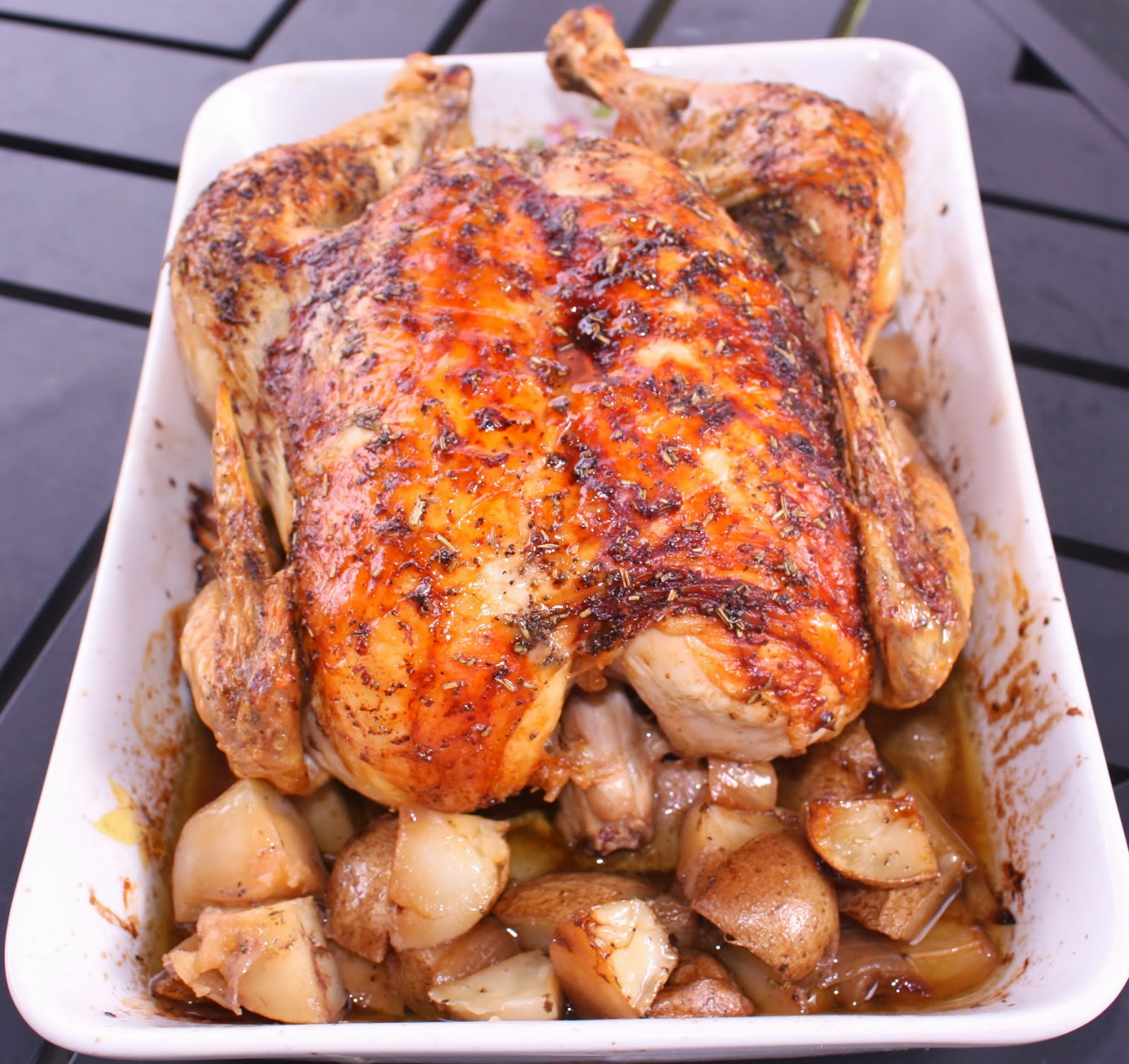 Best of Long Island and Central Florida: Roasted Herb ...