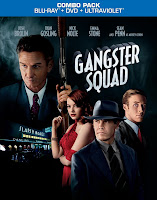 Gangster Squad Blu-Ray DVD