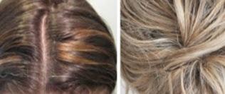 Eclaircir cheveux brun naturellement miel